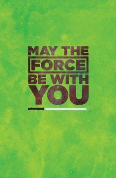 Star Wars Poster by Michael John Tangonan,