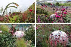 RHS Chelsea Flower Show 2014 – Positively Stoke-on-Trent Garden by Bartholomew Landscaping