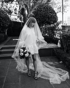 Melbourne Wedding, Mini Vestidos, Bridal Style, Just In Case, Wedding Styles, Real Weddings, Marie, Wedding Day, Wedding Inspiration