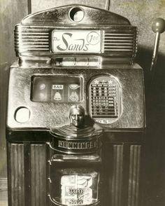 Vintage Sands slot machine - Star Chief