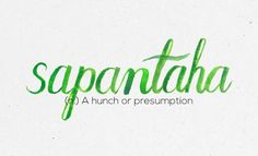 �Sapantaha� | 36 Of The Most Beautiful Words In The Philippine Language