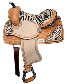 Double T Youth Barrel Saddle - #638713