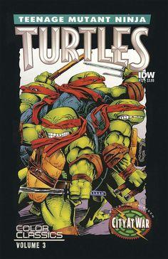 Teenage Mutant Ninja Turtles #59 by A.C. Farley