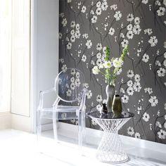 Harlequin Floris Wallpaper