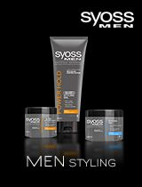 Hair styling in a new dimension: The professional SYOSS products feature salon-styling for perfect hold and elasticity and active heat protection. Hair A, Your Hair, Salon Style, Mens Fashion, Hair Styles, Arts And Crafts, Finger Nails, Moda Masculina, Hair Plait Styles