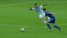 Argentina x Bósnia-Herzegovina - Copa do Mundo 2014   globoesporte.com
