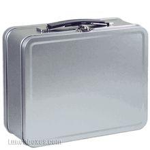 Plain Metal Snack Box