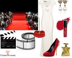 ShopStyle: OFF TOPIC #37: RED CARPET by UnderWonder