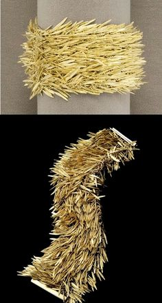 H. Stern feather bracelet