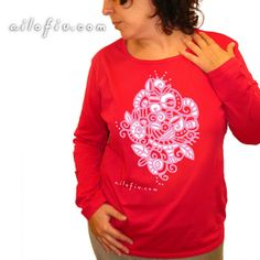 """Pattern"" T-shirt. By ailofiu tees"