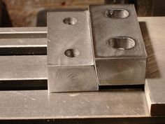 Powerful but Simple Wedge Clamps