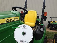 12 best my new tractor tips tricks info images on pinterest manuals and guides 42229 john deere 1025r compact tractor technical service repair manual cd tm126919 fandeluxe Image collections