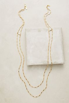 Connections. Vapeurs Necklace #anthropologie