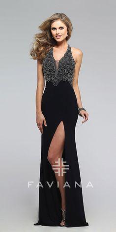 Sophisticated Open Back Halter Dress $337.99 Wedding Guest Dresses