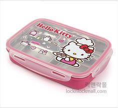 """""""Lock & Lock + Hello Kitty"""", who doesn't like them? :)"""