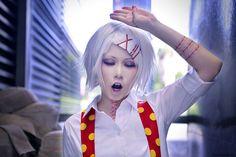 cosplay tokyo ghoul - Buscar con Google