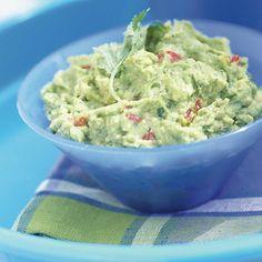 Guacamole   Ricardo Mexican Food Recipes, Vegan Recipes, Cooking Recipes, Ethnic Recipes, Confort Food, Ricardo Recipe, Cold Meals, Mayonnaise, Entrees