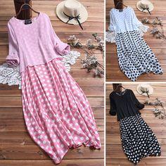 6b223dd63 Blusas Vintage Plus Size y vestidos Bohe para mujer Móvil Blusa Vintage