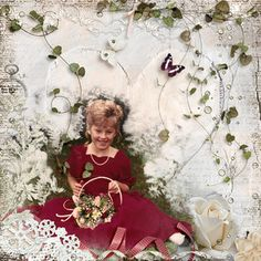 Galley111 Scrapbooking Layouts, Wedding Photos, Weddings, Gallery, Children, Painting, Art, Marriage Pictures, Young Children
