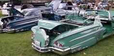 Photo by Victor Hernandez 1958 Chevy Impala, Chevrolet Impala, Chevrolet Bel Air, Dirtbikes, Lowrider, Retro Cars, Hot Cars, Custom Cars, Dream Cars
