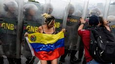 Venezuela Is Under Martial Law, With No Food, Water or Power | WUC-News