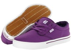 Etnies have got to be one of my absolute favorite shoes, they are really versitile and are easy to take care of