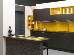 1000 images about cuisine moderne on pinterest plan de travail cuisine and petite cuisine for Les cuisines modernes