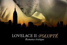 poster de mon tome deux de ma série Lovelace