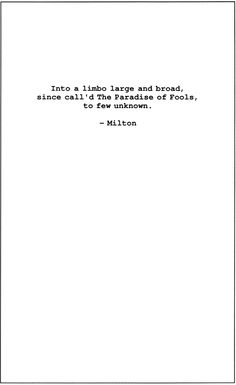 Milton Eddy Current, The Fool, Math Equations