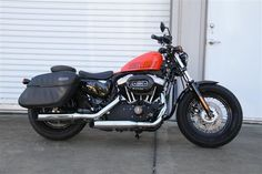 2012 Harley-Davidson Sportster Forty Eight XL1200X