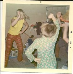 1969 - Looks like basement dancing to me !