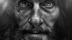 Lee Jeffries Photography Black And White Homeless