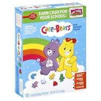 Calories in Betty Crocker - Care Bears Fruit Snacks, Assorted Fruit Flavors Age Regression, Fruit Snacks, Care Bears, Healthy Snacks For Kids, Low Calorie Recipes, Health Facts, Betty Crocker, Fresh Fruit, Nutrition
