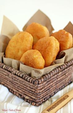 Easy Belyashi Recipe - Pirozhki are incredible! The thick and spongy dough gives them the appearance of baked dinner rolls on the inside, which is untouched by oil. With a savory filling, they are downright irresistible! Ukrainian Recipes, Russian Recipes, Russian Foods, Russian Dishes, Ukrainian Food, Home Recipes, Holiday Recipes, Cooking Recipes, Recipes Dinner