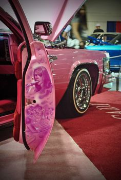 Images Of Airbrushed Painted Cars Blog Car Airbrush