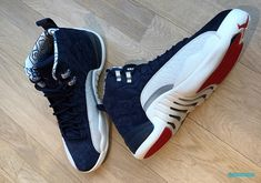 100% authentic a8b11 3b4b3 The Air Jordan 12 International Flight (Style Code  Release Date pays  homage to Japan dressed in College Navy, Sail and University Red.