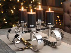 Fink Living Kerzenleuchter Gorden für Stumpenkerzen kaufen im borono Online Shop