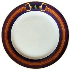 ralph lauren plate