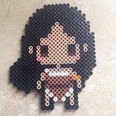 Pocahontas perler beads by meganmorphine - Original design by tsubasa.yamashita