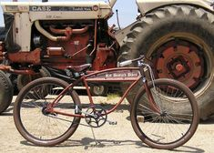 If you like rat bikes check out this blog, some really neat stuff to see.