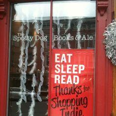 The Spotty Dog Books & Ale, Hudson, New York