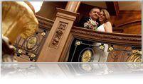 Titanic museum, grand staircase wedding in Tennessee!! Dream come true.