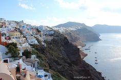 Oia, Santorini, Greece, travel, world - Map of Joy, travel, world, sea, beach