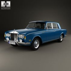 Rolls-Royce Silver Shadow 1965   Rolls royce silver shadow ... Dec 8 2019 - Buy Rolls-Royce Silver Shadow 1965 by humster3d on 3DOcean. The 3D model was created on real car base. Its created accurately in real units of measurement qualitatively and m... Rolls Royce For Sale, Rolls Royce Cars, Rolls Royce Silver Shadow, Classic European Cars, Classic Cars, Car 3d Model, Bentley Car, Modelos 3d, Shopping