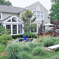 Back-of-the-House Makeover -  Click to view how it started. You'll be impressed.