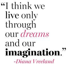 Inspiration from Diana Vreeland