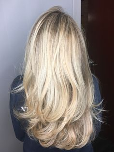 Hair by Amanda Paul #salon124Grayson