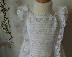 Vintage Handmade Lightweight Cotton by LilysVintageLinens on Etsy
