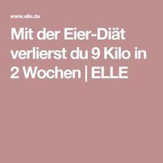Mit der Eier-Diät verlierst du 9 Kilo in 2 Wochen | ELLE