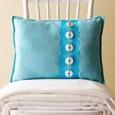 Easy-Sew Place Mat Pillow Turn finished-edge place mats into cute pillows with our step-by-step instructions.